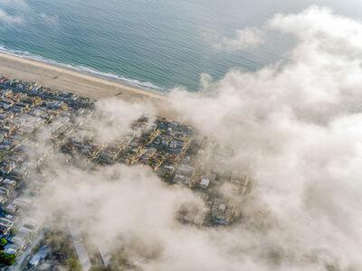 Jeffrey Milstein, 'LA Manhattan Beach Clouds', 2014