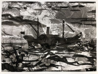 Richard Dupont, 'Trawler 1', 2018