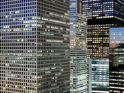 Michael Wolf (b. 1954), 'Transparent City 01', 2007