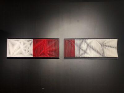 J. Margulis, 'J.Margulis, Transient (Dyptich)', 2019