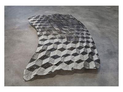 Claudia Cortinez, 'Pasos piedras', 2018