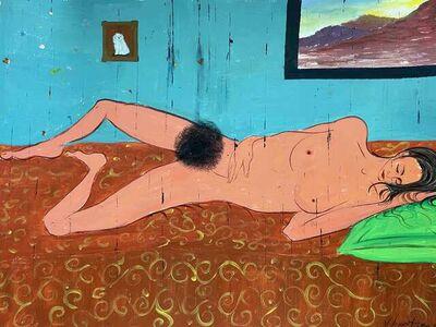Vahid Sharifian, 'Early Morning Blossom', 2020