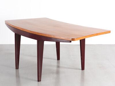 Jean Prouvé, 'Standard Courbe Desk', ca. 1950