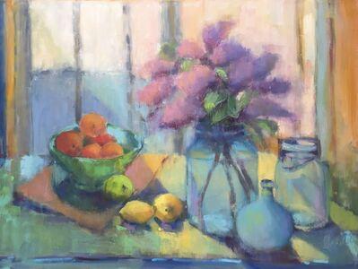 Franny Andahazy, 'Lilac Season', 2018
