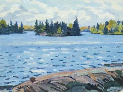 Bernice Fenwick Martin, 'Prospect Lake Muskoka, View From Artist's Cottage', 20th century