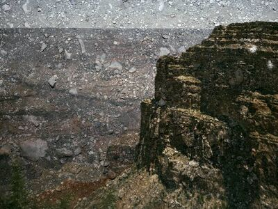 Abelardo Morell, 'Tent Camera Image On Ground: View Of The Grand Canyon From Mohave Point, Grand Canyon National Park', 2012