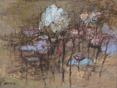 Ang Ah Tee, 'Lotus', 2016