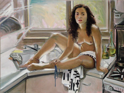 Audrey Anastasi, 'Kitchen Muse', 2009