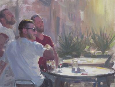 Aldo Balding, 'Day 2: Trebes Sundowners', 2016