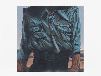 Alexander Harrison, 'Blue Shirt', 2019