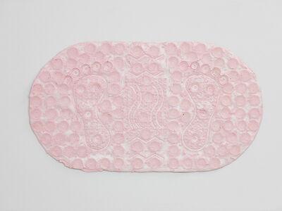 Julia Gruner, 'Pure Color Bubble Massage Wrap', 2018