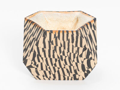 Cody Hoyt, 'Truncated Tetrahedron Vessel', 2018