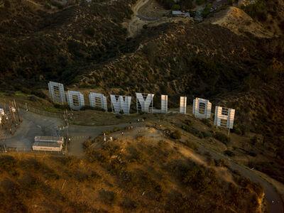 Jeffrey Milstein, 'Hollywood Sign', 2017