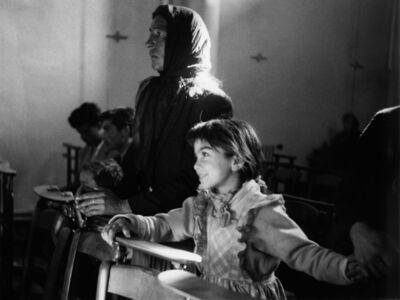 Lucien Clergue, 'Petite gitane, Le Cannet ', 1959