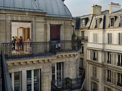 Gail Albert Halaban, 'Quai Anatole, Paris, 7e, le 26 septembre', 2013