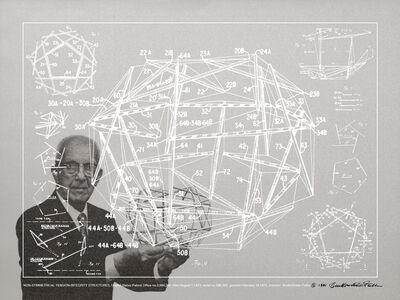 R. Buckminster Fuller, 'NON-SYMMETRICAL, TENSION-INTEGRITY STRUCTURES', 1981