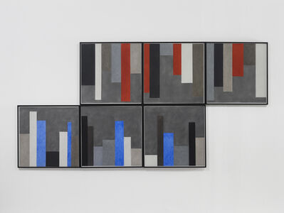 David Tremlett, 'Drawings #3 (Japan)', 2012