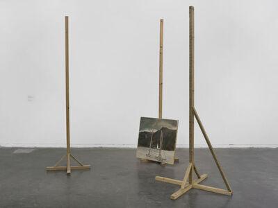 Qiu Xiaofei, 'Mountain Behind Wood Behind Mountain', 2012