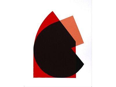Willard Boepple, 'Red Pin Wheel', 2009