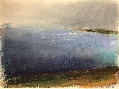 Wolf Kahn, 'Blue Shore', 1999