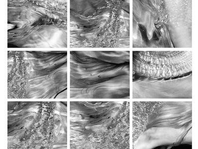 Michael Dweck, 'Mermaid Composite Form -106 4 105 344 344 1 344 344 106', 2015
