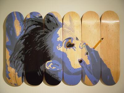 Lore Eckelberry, 'Blue Smoke ', 2015