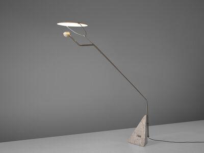 Claudio Salocchi, ''Riflessione' Floor Lamp', 1970s