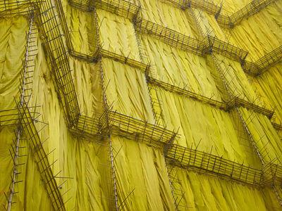 Peter Steinhauer, 'Yellow Cocoon #5, Hong Kong - 2011'