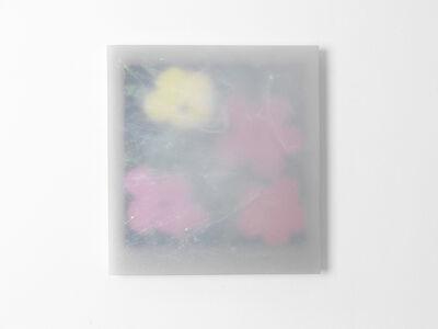 Herbert Hamak, 'Flowers Andy Warhol', 2015