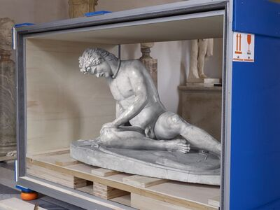 Catherine Wagner, 'The Dying Gaul', 2014