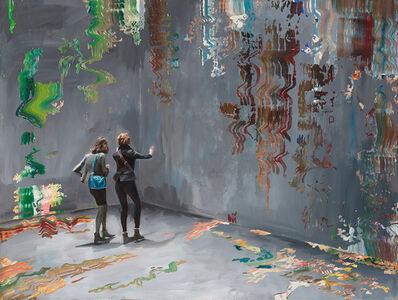 Dénesh Ghyczy, 'Blind Walls', 2018