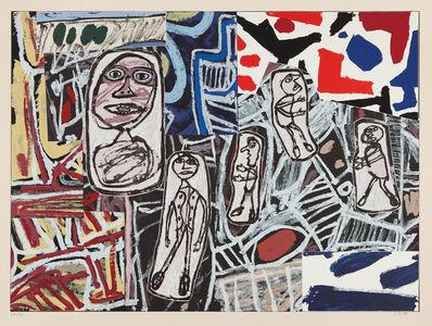 Jean Dubuffet, 'Faits mémorables II (Memorable Events II)', 1978