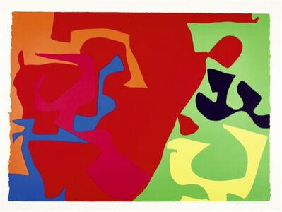 Patrick Heron, 'January 1973, Plate 7', 1973