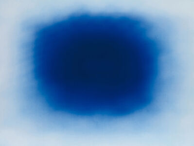 Anish Kapoor, 'Breathing Blue 2', 2017
