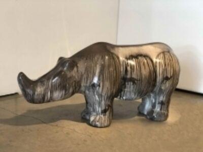 Arunkumar H. G., 'Rhino', 2018