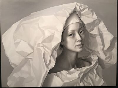 Zeng Chuanxing, 'White Paper Bride', 2011