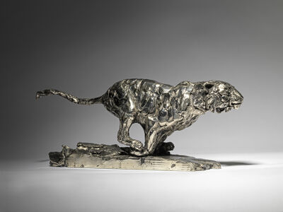 Mark Coreth, '10. Galloping Amur Tiger', 2019