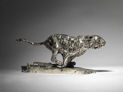 Mark Coreth, '10. Galloping Amur Tiger', 2019