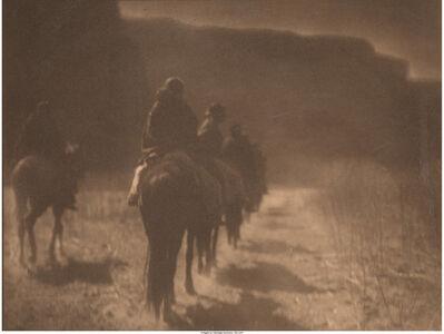Edward Sheriff Curtis, 'The Vanishing Race', 1904