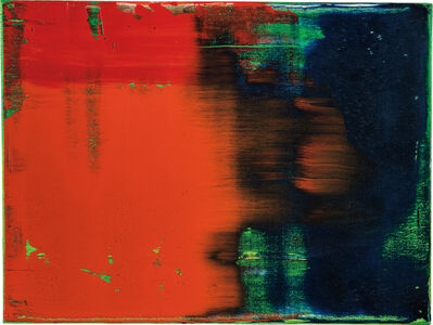 Gerhard Richter, 'Grün Blau Rot 789-5', 1993