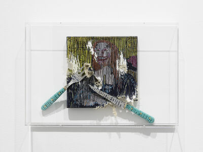 Thomas Broomé, 'Eaten While Eating (III)', 2019