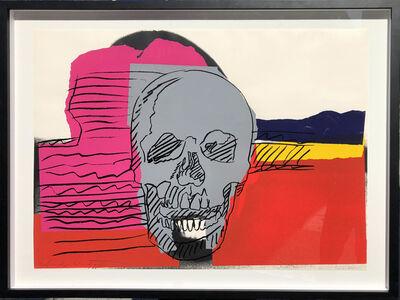 Andy Warhol, 'Skulls II.159', 1976