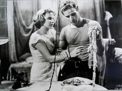 Fred W. McDarrah, 'Vintage Silver Gelatin Photo (Marlon Brando?)', 20th Century