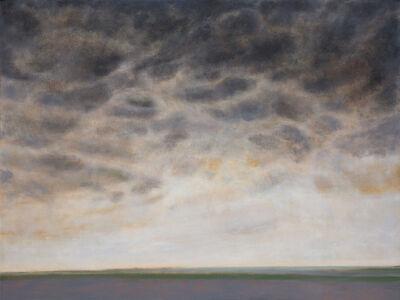 Jane Wilson (1924-2015), 'Lifting Storm: Water Mill', 1985