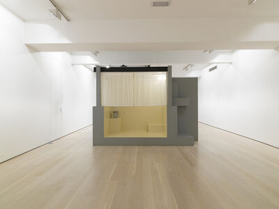 Yuko Shiraishi, 'Intermission - One Person House  ', 2019