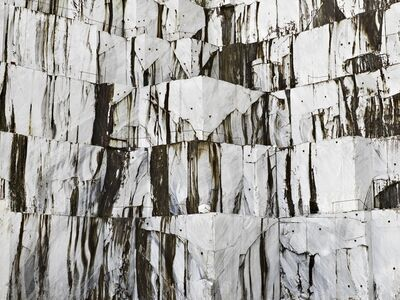 Edward Burtynsky, 'Carrara Marble Quarries, Cava di Canalgrande #1, Carrara, Italy', 2016