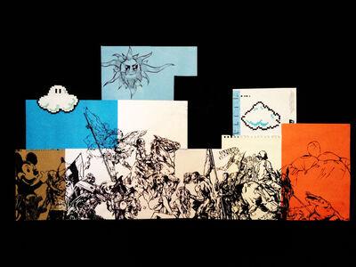 PABLO SERRA MERINO, 'Donde vuelan los brujos', 2016