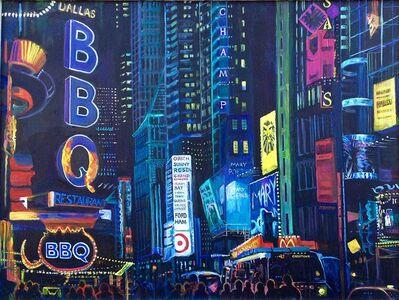 Thelma Appel, 'Times Square IX', 2016