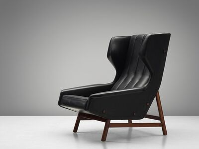 Gianfranco Frattini, 'Lounge chair 877', ca. 1959