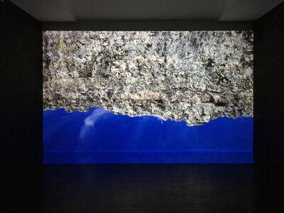 Leyla Cárdenas, 'Interpretación del tiempo profundo (Primer intento)', 2017